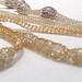 La Boutique Extraordinaire - Diana Brennan - Colliers perles et fil de métal - 70 €