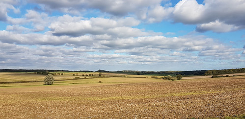 northamptonshire countryside oundle fields farmland