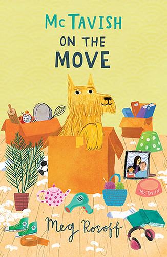 Meg Rosoff, McTavish on the Move