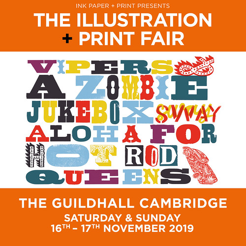 Cambridge Illustration and Print Fair