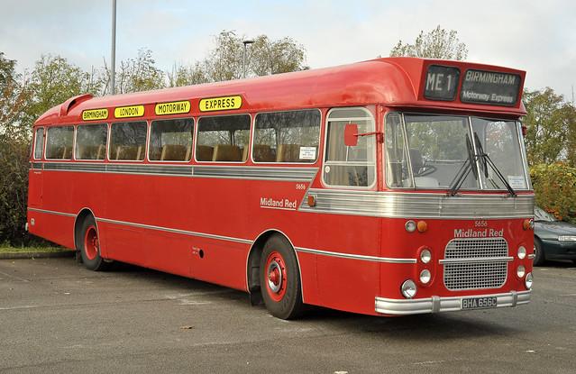 BHA656C Midland Red 5656