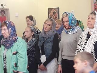 06.11.2019 | Престольный праздник в мед. центре