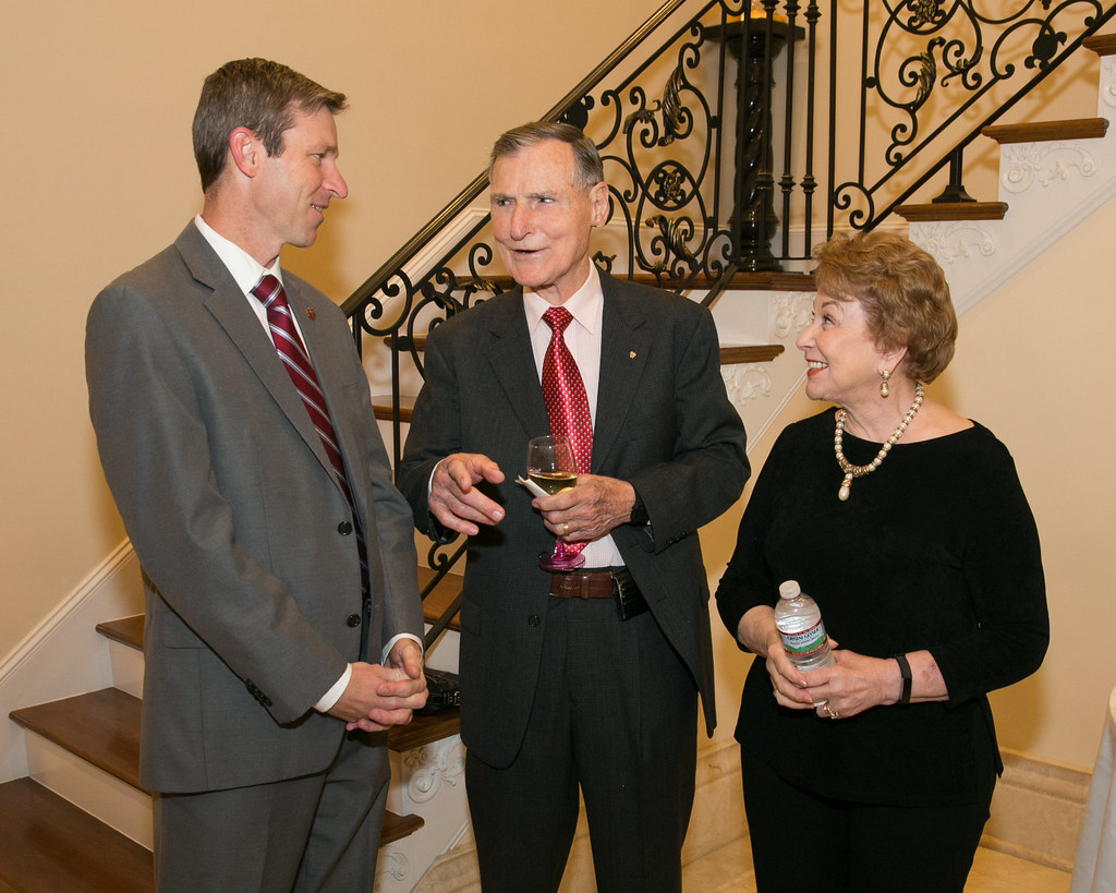 Alumnus of the Year Cocktail Party