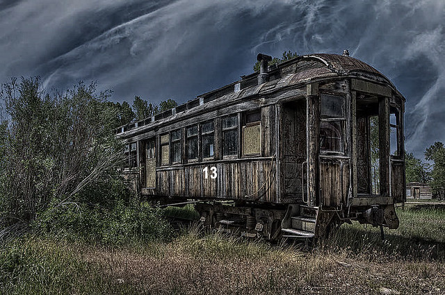 El vagón nº 13