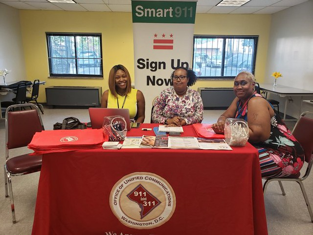 Smart911 Registration Events