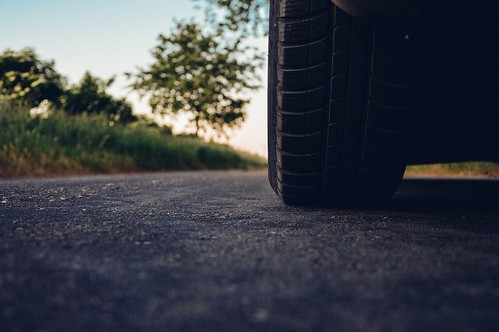 Prepare your vehicle, including tire pressure. From How to Plan for a Long Car Trip