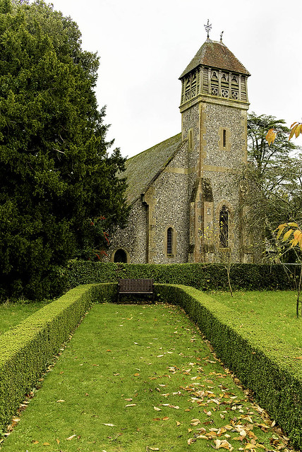 All Saints Church, Hinton Ampner