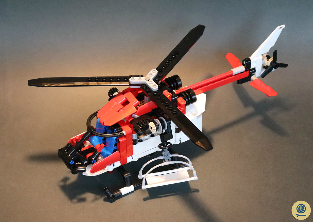 42092 Rescue Helicopter 2