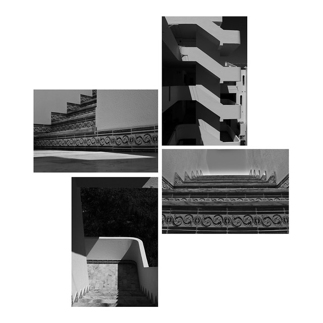 Albufeira architecture mosaic