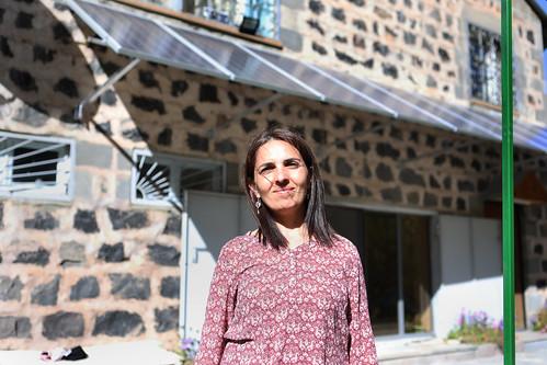 Solar power plant, Armenia