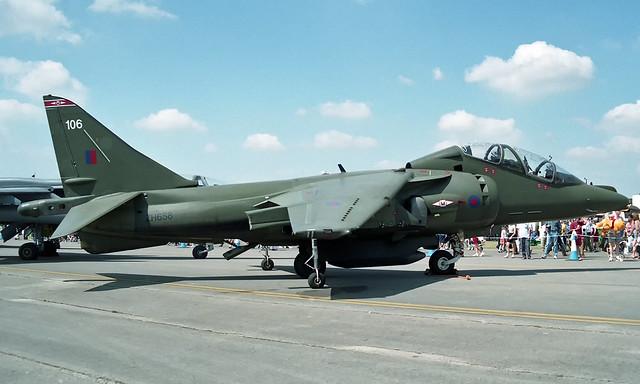 BAe Harrier T.10 ZH658/106