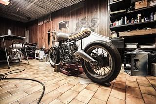 Custom Garage in Nashville TN