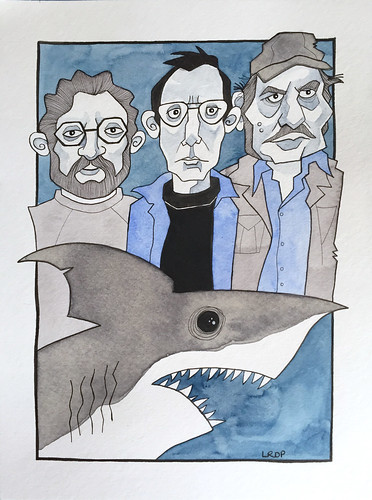 40a - Jaws - Favourite Movie