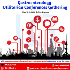 Gastroenterology Utilitarian Conferences, May 11-12, 2020, Berlin, Germany, Hurry up register with your group now
