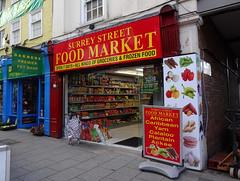 Picture of Surrey Street Food Market, 28 Surrey Street