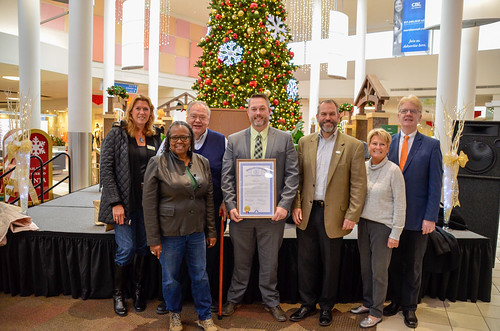 Meridian Mall Celebrates 50th Anniversary
