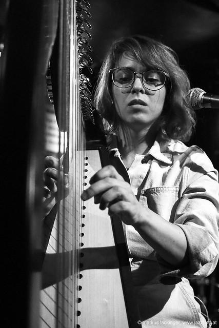 Patricia Ziegler: keys, flute, vocals