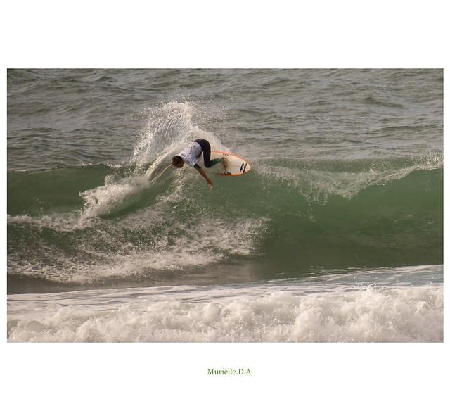 La maîtrise de la vague .