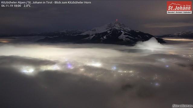 Beule Nebeldecke Werkabgas