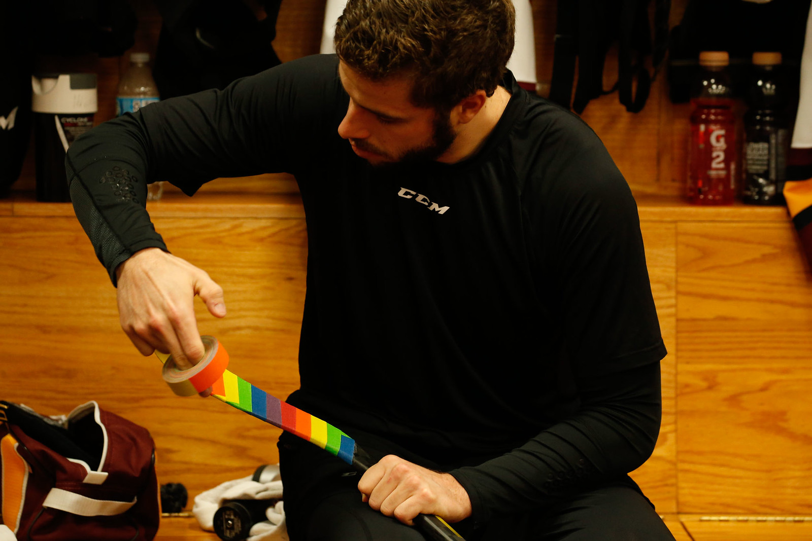 Chicago Wolves 2019 Pride Night Gallery