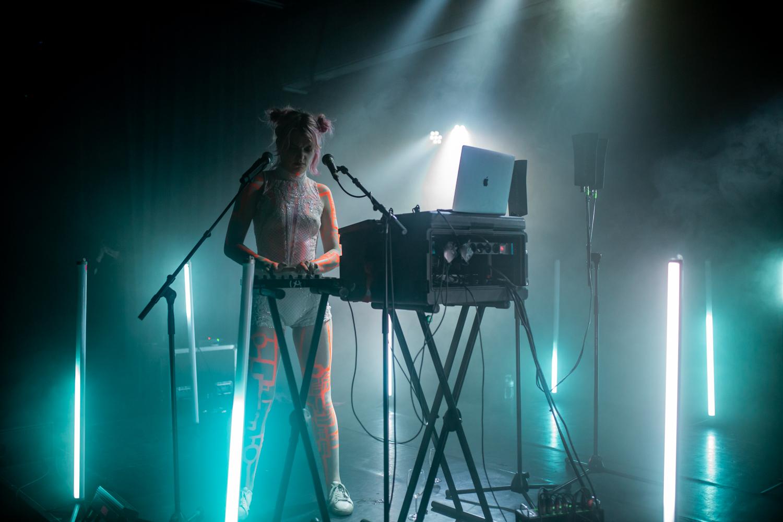Lydmor @ Trix Club 2019 (Cathy Verhulst)