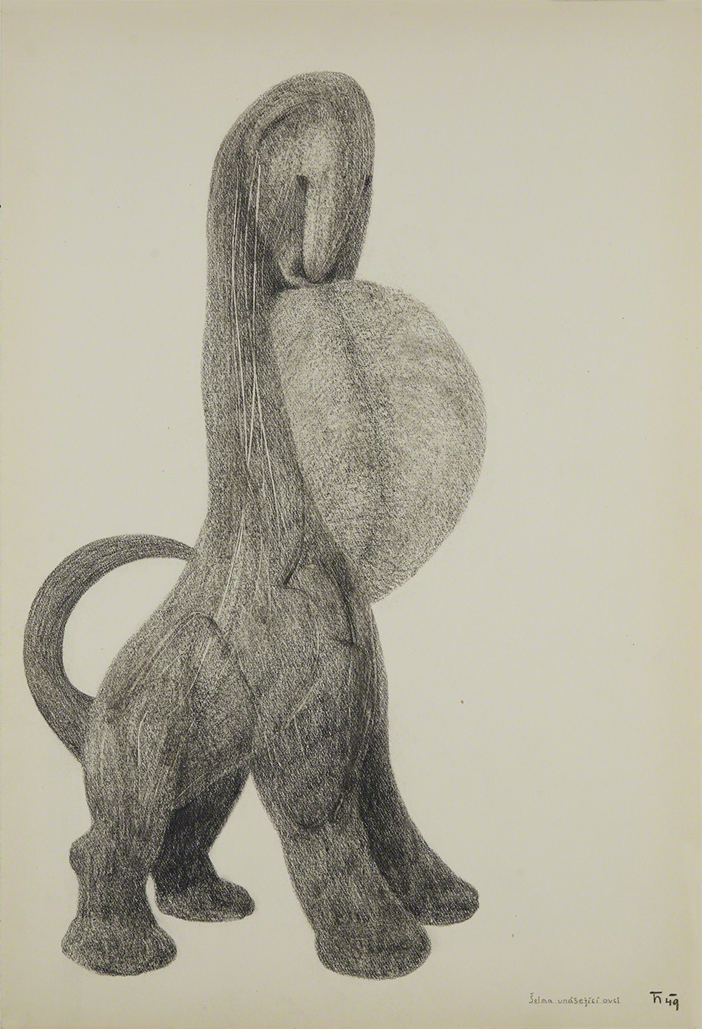 Karel Havlicek - Untitled, 1949