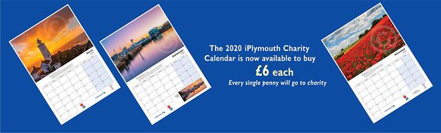 iPlymouth Charity Calendar 2020