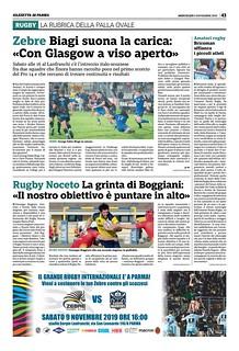 Gazzetta di Parma 06.11.19 - pag 51