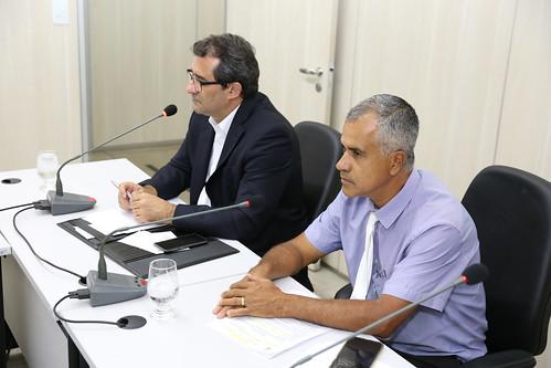 Audiência pública - Discutir sobre a gratificação a ser paga ao ACE-2 e os critérios para transferência de ACE's - 37ª Reunião – Ordinária -   Comissão de Saúde e Saneamento