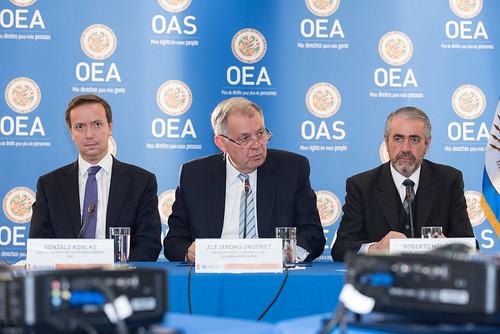 OEA y Colombia Celebran 15 Años de la Misión de Apoyo al Proceso De Paz