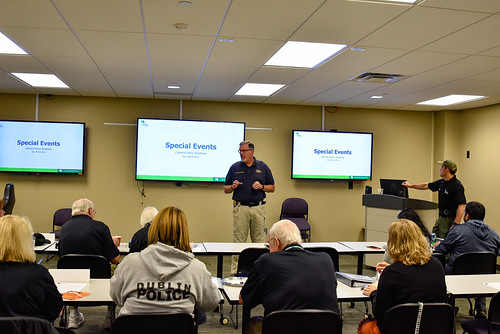 2019 Citizen Police Academy - Week 11