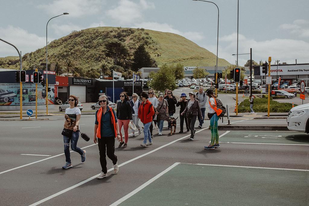 Walking Audio Tours Auckland