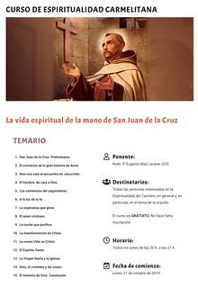 CURSO DE ESPIRITUALIDAD CARMELITANA
