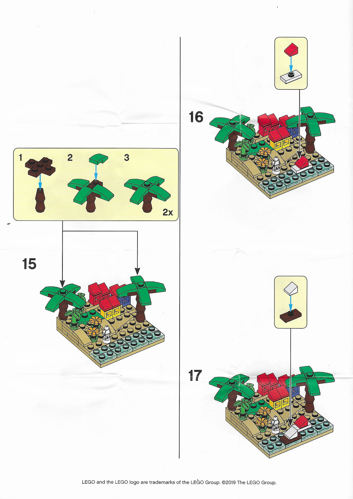 Toys 'R' Us LEGO Bricktober 2019 - Summer