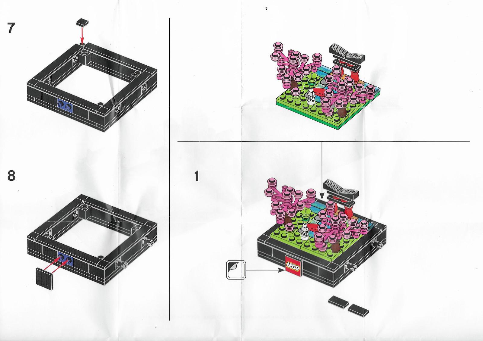 Toys 'R' Us LEGO Bricktober 2019 - Base