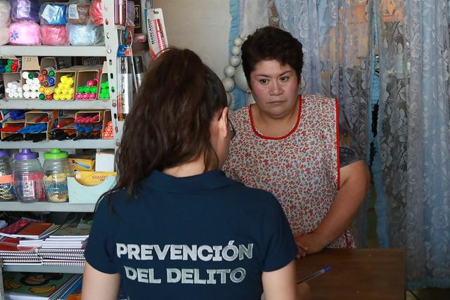 Tlajomulco apoya en aplicación de encuestas