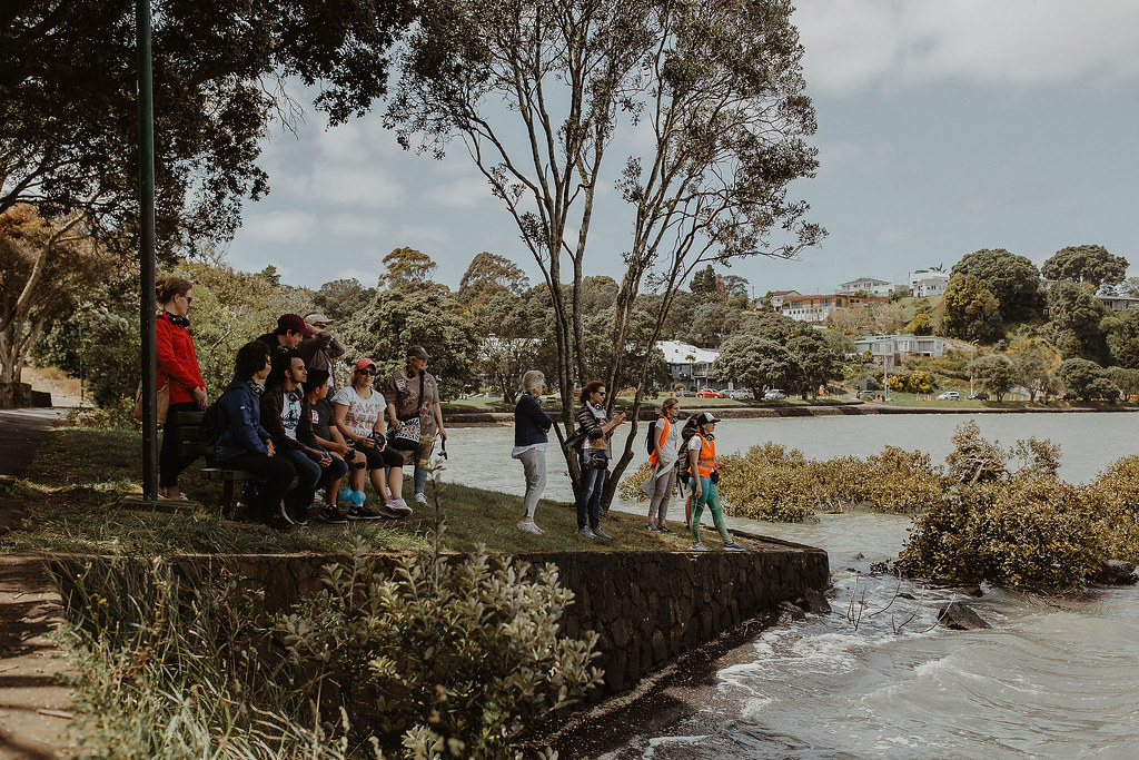 Panmure Basin a walking group