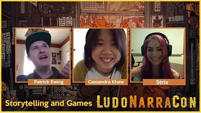 LudoNarraCon 1