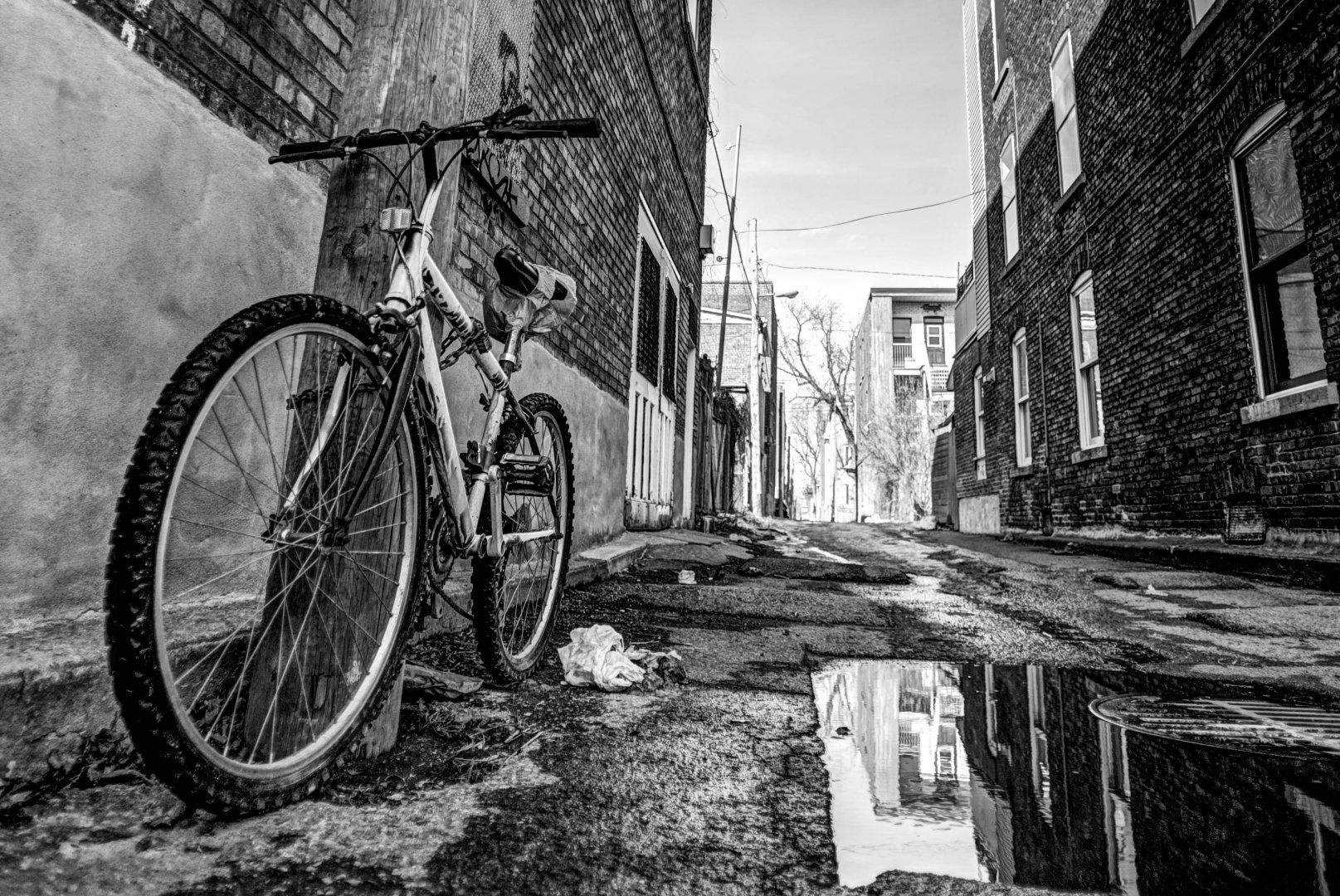 Touchez pas a mon vélo