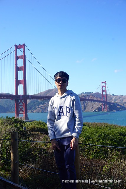 marxtermind exploring San Francisco tourist attractions