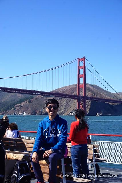 Bridge 2 Bridge Cruise in San Francisco