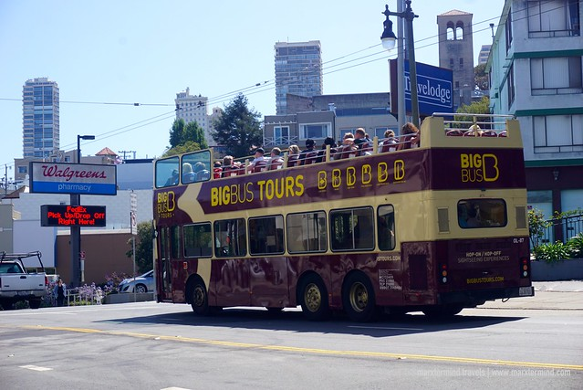 BigBus Tours San Francisco