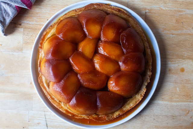 perfect apple tarte tatin