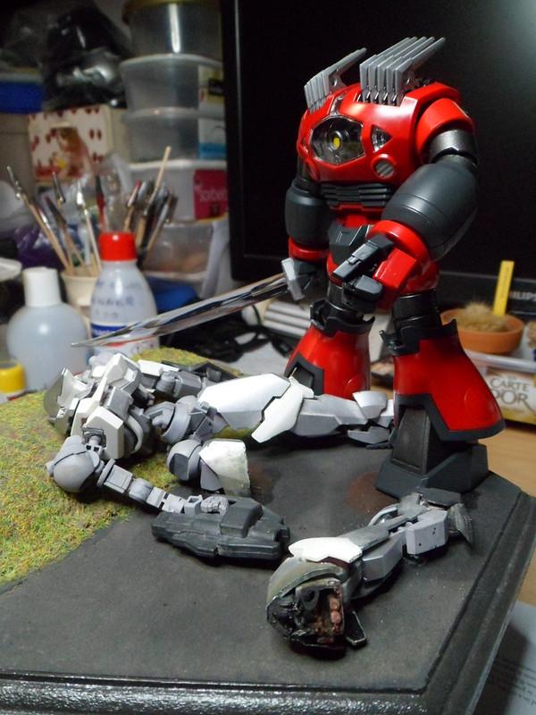 Défi moins de kits en cours : Diorama figurine Reginlaze [Bandai 1/144] *** Nouveau dio terminée en pg 5 - Page 5 49025914501_b68ff9bc1e_c