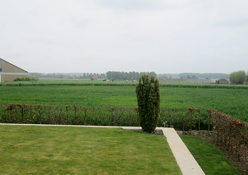 View From 50th Northumbrian Division Memorial