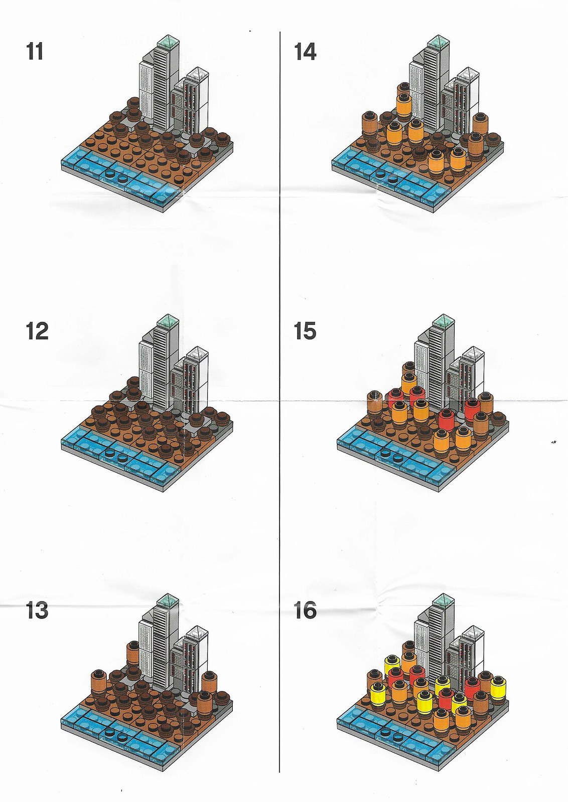 Toys 'R' Us LEGO Bricktober 2019 - Autumn
