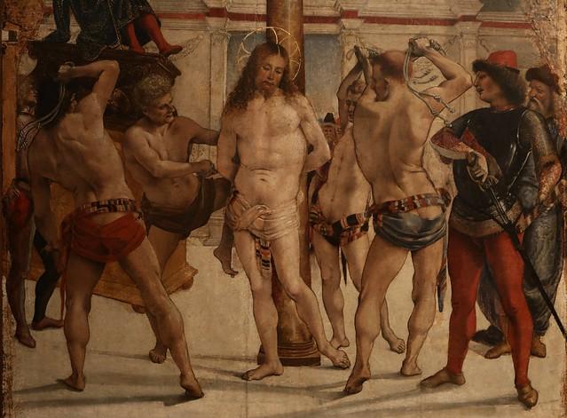 La flagellazione di Gesù (1475)