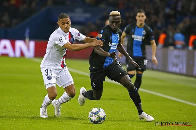 PSG - Club Brugge 06-11-2019