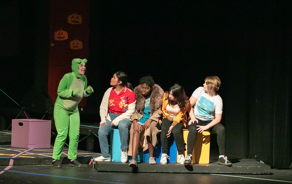WHS Theater - Dream the Ending