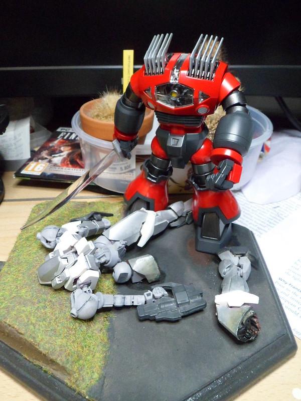 Défi moins de kits en cours : Diorama figurine Reginlaze [Bandai 1/144] *** Nouveau dio terminée en pg 5 - Page 5 49026123282_5ea7861234_c